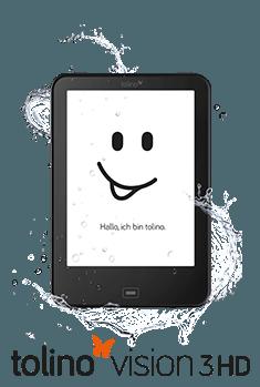 tolino vision 3 HD - OpenSource